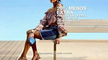 Macy's Venta de Verano TV Spot, 'Zapatos, cama y baño' [Spanish] - Thumbnail 3