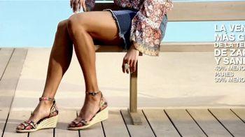Macy's Venta de Verano TV Spot, 'Zapatos, cama y baño' [Spanish] - Thumbnail 4