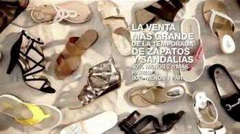 Macy's Venta de Verano TV Spot, 'Zapatos, cama y baño' [Spanish] - Thumbnail 6