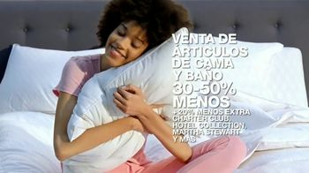 Macy's Venta de Verano TV Spot, 'Zapatos, cama y baño' [Spanish] - Thumbnail 8