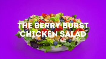 Wendy's Berry Burst Chicken Salad TV Spot, 'Short on Time?'