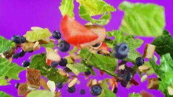 Wendy's Berry Burst Chicken Salad TV Spot, 'Short on Time?' - Thumbnail 9
