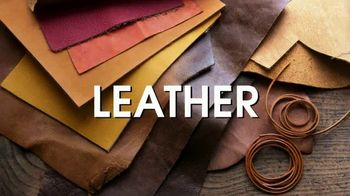 Rooms to Go TV Spot, 'Leather Collections' - Thumbnail 1