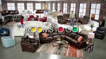Rooms to Go TV Spot, 'Leather Collections' - Thumbnail 2