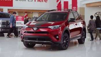 Toyota Summer Starts Here TV Spot, 'Enjoy the Fun: Final Days' [T2] - 1 commercial airings