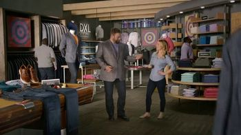 Destination XL TV Spot, 'BUILT TO FIT. BUILT XL'