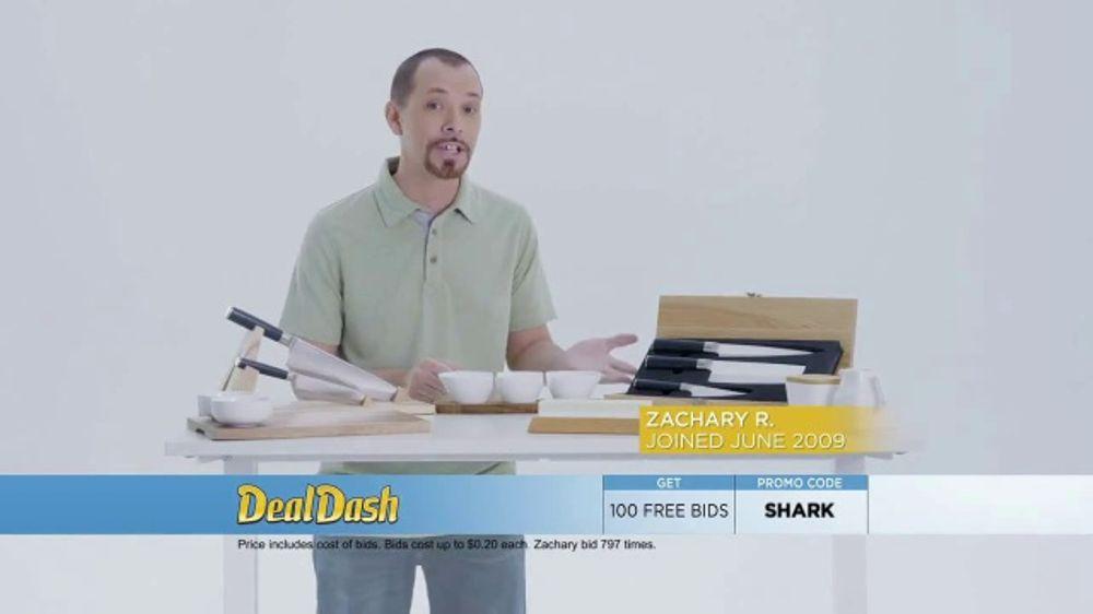 DealDash TV Commercial, 'Auction Deals Right Now'