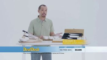 DealDash TV Spot, 'Auction Deals Right Now'