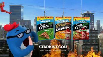 StarKist Tuna Bold Creations TV Spot, 'Zipline' Feat. Candace Cameron Bure - Thumbnail 10