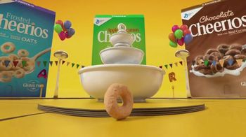 Cheerios Gluten Free TV Spot, 'Block Party'
