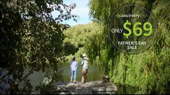AncestryDNA Father's Day Sale TV Spot, 'Show Dad Where He's From' - Thumbnail 1