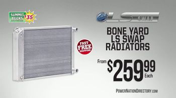 PowerNation Directory TV Spot, 'Radiators, Spark Plug Wires'