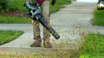 The Home Depot TV Spot, 'Cut the Cord: Ryobi Blower and EGO Trimmer' - Thumbnail 2
