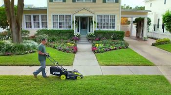 The Home Depot TV Spot, 'Cut the Cord: Ryobi Blower and EGO Trimmer' - Thumbnail 3