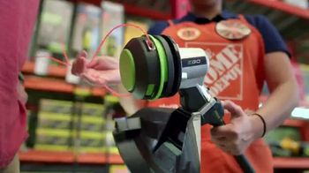 The Home Depot TV Spot, 'Cut the Cord: Ryobi Blower and EGO Trimmer' - Thumbnail 5