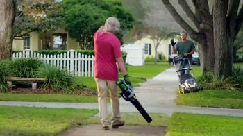 The Home Depot TV Spot, 'Cut the Cord: Ryobi Blower and EGO Trimmer' - Thumbnail 7