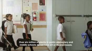 Mr. Holland's Opus Foundation TV Spot, 'Music for Kids'