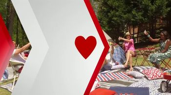 Target TV Spot, 'Travel Channel: What We're Loving: Glamping Party' - Thumbnail 10