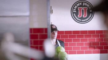 Jimmy John's TV Spot, 'Lettuce Freak' - Thumbnail 3