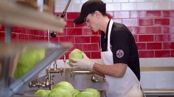 Jimmy John's TV Spot, 'Lettuce Freak' - Thumbnail 4