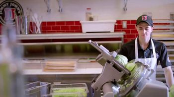 Jimmy John's TV Spot, 'Lettuce Freak' - Thumbnail 6