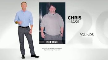 Nutrisystem for Men TV Spot, 'Eat the Food, Lose the Weight' - Thumbnail 1