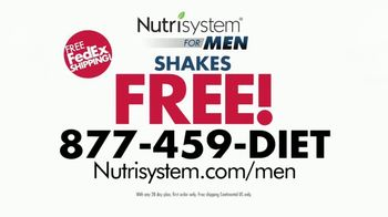 Nutrisystem for Men TV Spot, 'Eat the Food, Lose the Weight' - Thumbnail 10
