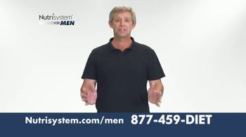 Nutrisystem for Men TV Spot, 'Eat the Food, Lose the Weight' - Thumbnail 2