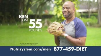 Nutrisystem for Men TV Spot, 'Eat the Food, Lose the Weight' - Thumbnail 3