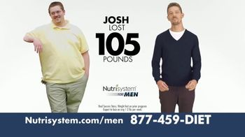 Nutrisystem for Men TV Spot, 'Eat the Food, Lose the Weight' - Thumbnail 5