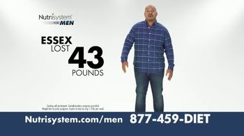 Nutrisystem for Men TV Spot, 'Eat the Food, Lose the Weight' - Thumbnail 9
