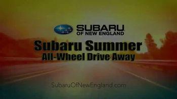 Subaru Summer All-Wheel Drive Away TV Spot, 'Summer Song' [T2] - Thumbnail 1