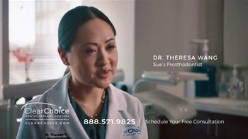 ClearChoice TV Spot, 'Sue's Story' - Thumbnail 4