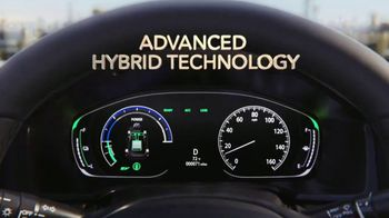 2018 Honda Accord Hybrid TV Spot, 'Runners' [T1] - Thumbnail 5