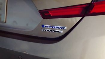 2018 Honda Accord Hybrid TV Spot, 'Runners' [T1] - Thumbnail 6