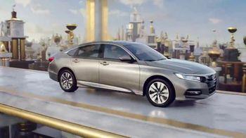 2018 Honda Accord Hybrid TV Spot, 'Runners' [T1] - Thumbnail 8
