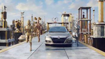 2018 Honda Accord Hybrid TV Spot, 'Runners' [T1] - 1624 commercial airings