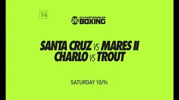 Showtime TV Spot, 'Championship Boxing: Santa Cruz vs. Mares II' - Thumbnail 10