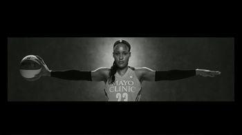 Jordan TV Spot, 'WINGS' Featuring Maya Moore