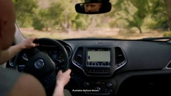 2019 Jeep Cherokee TV Spot, 'Training in Trees' Featuring Kevin Bull [T1] - Thumbnail 2