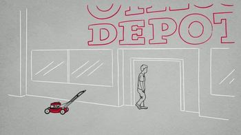 Office Depot OfficeMax TV Spot, 'TBS: Lawn Care Business' - Thumbnail 7