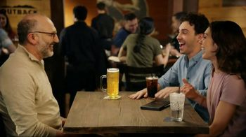 Outback Steakhouse TV Spot, 'Steak and Beer for Father's Day' - 351 commercial airings
