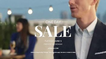 JoS. A. Bank One Day Sale TV Spot, 'Where the Moment Takes You' - Thumbnail 9