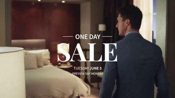 JoS. A. Bank One Day Sale TV Spot, 'Where the Moment Takes You' - Thumbnail 2