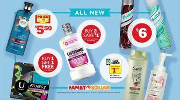 Family Dollar TV Spot, 'New Beauty and Health Aisle' - Thumbnail 5