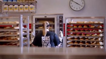 Jimmy John's TV Spot, 'Bread Freak' - Thumbnail 2