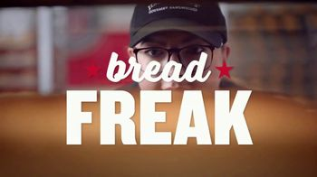 Jimmy John's TV Spot, 'Bread Freak' - Thumbnail 6