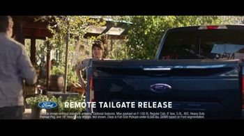 2018 Ford F-150 TV Spot, 'Home Projects' [T2] - Thumbnail 3
