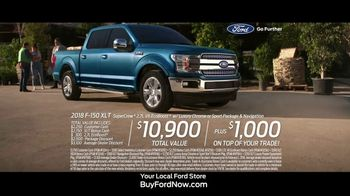 2018 Ford F-150 TV Spot, 'Home Projects' [T2] - Thumbnail 7
