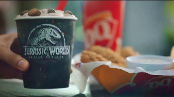 Dairy Queen $5 Buck Lunch TV Spot, 'Jurassic Chomp Upgrade' - Thumbnail 4
